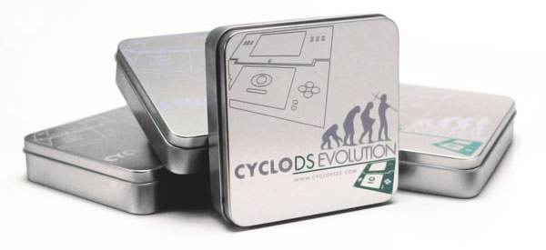 Cyclo DS R4i 3DS iEvo