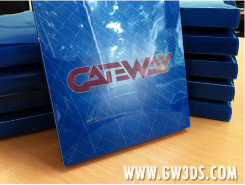 how to use gateway 3ds